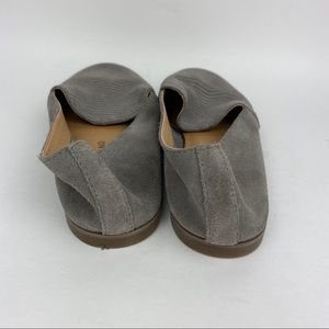 Lucky Brand Shoes - LUCKY BRAND Cattina Slip On Suede Flats